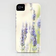 Lavanda. iPhone (4, 4s) Slim Case