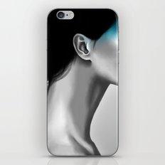 Cosmic Girl iPhone & iPod Skin