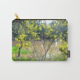 Australian Wildflowers Carry-All Pouch