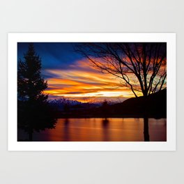 Dawning of a New Day Art Print