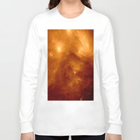 copper Long Sleeve T-shirts featuring Copper by 2sweet4words Designs