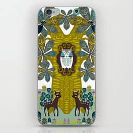 The Horse Chestnut {Day} iPhone Skin