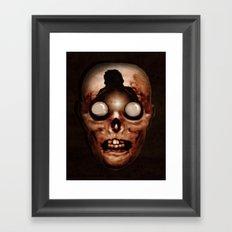 Shoot! Framed Art Print