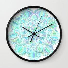 Mandala 11 Wall Clock