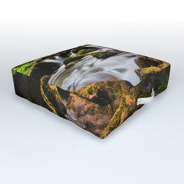 Alpine Falls Outdoor Floor Cushion