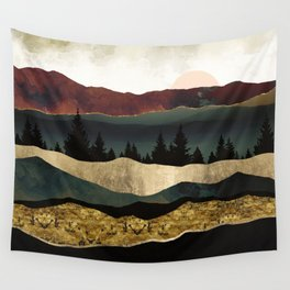 Early Autumn Wall Tapestry