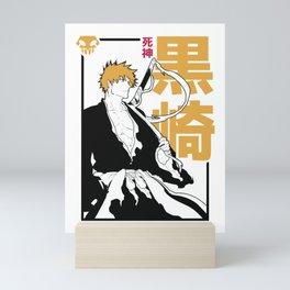 Bleach Ichigo Mini Art Print