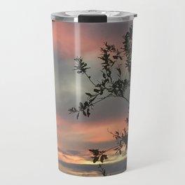 Sky flames Travel Mug