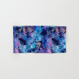 Waikiki Tropic {Blue} Hand & Bath Towel