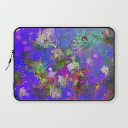 Pattern 2 LILA Laptop Sleeve