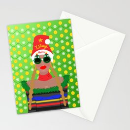 I Sleigh Stationery Cards