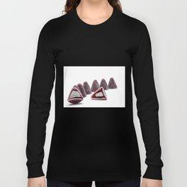 This pyramidal cuberdons Long Sleeve T-shirt