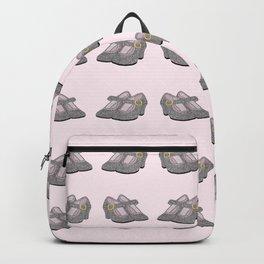 Glitter Shoes  Backpack