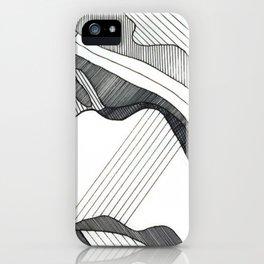 P A T T E R N iPhone Case