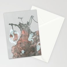 Junkyard Playground Stationery Cards