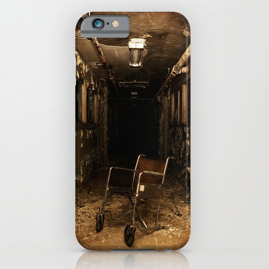 The Darkness Within iPhone & iPod Case