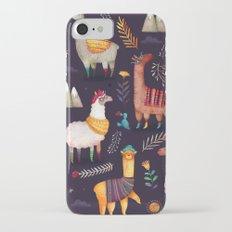 Llamas Slim Case iPhone 7
