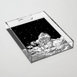 The Miner Acrylic Tray