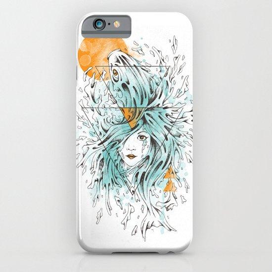 ariel 2.0 iPhone & iPod Case