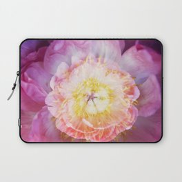 Peony Abstractions Laptop Sleeve