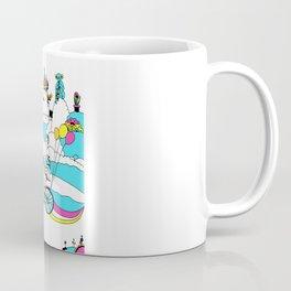 PING PONG SPRING Coffee Mug