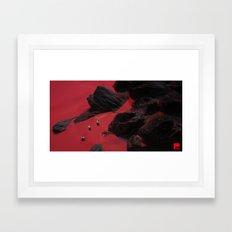 STYX #2 Framed Art Print