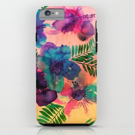 Skye Floral iPhone Case