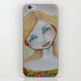 Bella SASS Girl - Candy - SASS = Strong and Super Smart iPhone Skin