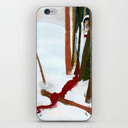 The Crane Wife iPhone Skin