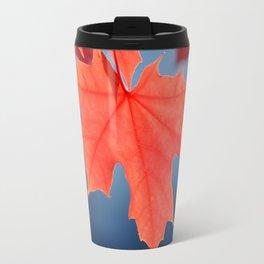 VIBRANT FALL LEAVES Travel Mug