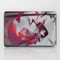 mulan iPad Cases featuring Mulan by Ann Marcellino