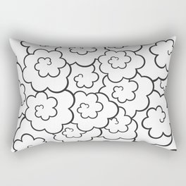 Cloud Pattern No.2 Rectangular Pillow