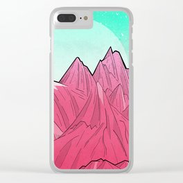 A Winters Morning Clear iPhone Case