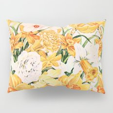 Wordsworth  and daffodils. Pillow Sham