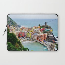 Cinque Terre Colors Laptop Sleeve