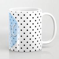 xoxo Mugs featuring XOXO by Pati Designs & Photography