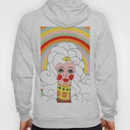 Theodora in Technicolor Hoody