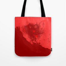 SURFING THE RED SEA Tote Bag