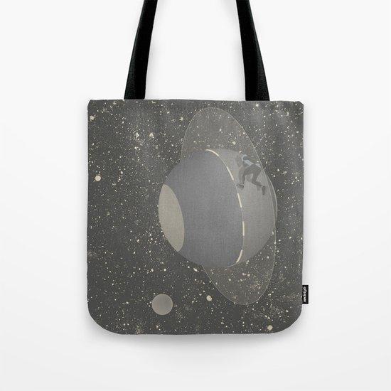 Skate planet Tote Bag