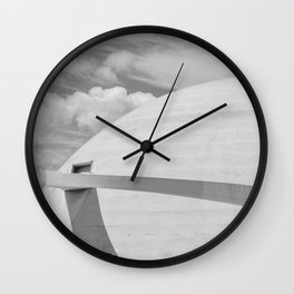 Niemeyer | architect | National Museum Wall Clock