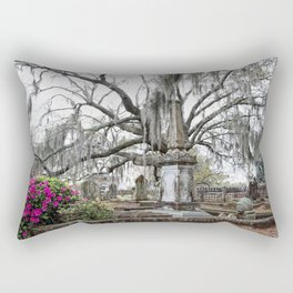 The Beauty of Life and Death Rectangular Pillow