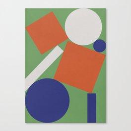 Geometry III Canvas Print