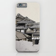 Vintage Gion Slim Case iPhone 6s
