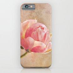 Pretty Little Rosebud. Slim Case iPhone 6s