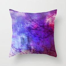 Pixel Dawn Throw Pillow