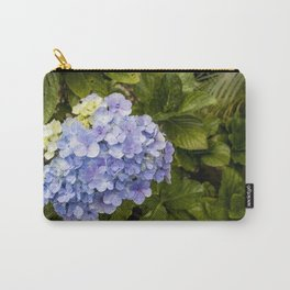 Lavender Hydrangeas in Nicaragua Carry-All Pouch