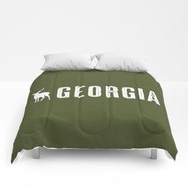 Deer: Georgia Comforters