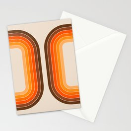 Tan Tunnel Stationery Cards