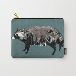 Raccoon dog #1 Carry-All Pouch