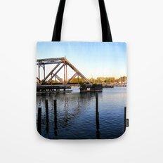 Inlet Tote Bag